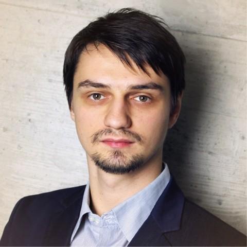 Serban Mogos COO of Eyeware